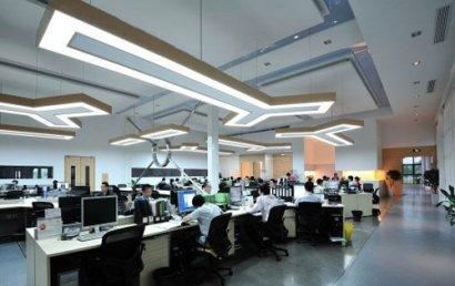 写字楼办公室出租小知识-办公室这样布置能交好