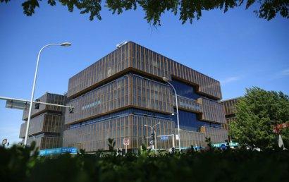 亚洲金融大厦 亚投行总部大楼