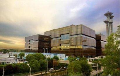 北京亚洲金融大厦2020年迎接亚投行总部正式入住