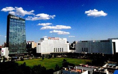 亚奥商圈高端商务建筑:北辰时代大厦