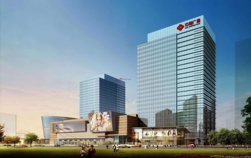 中海广场|北京中海广场