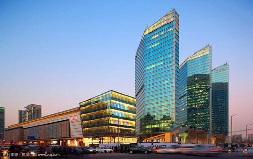 华贸中心|北京华贸中心