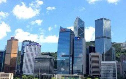 香港写字楼市场租金全线下跌;资本价值持续下降