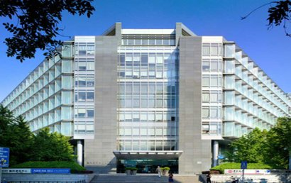 海淀最高大上写字楼融科资讯中心,全球研发投入前十已经入住4家