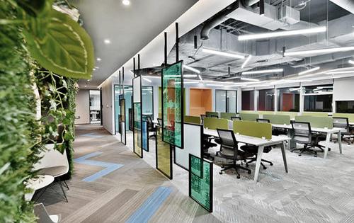 中资企业成为北京甲级写字楼租赁需求主导力量,灵活办公的品质升级未来可期