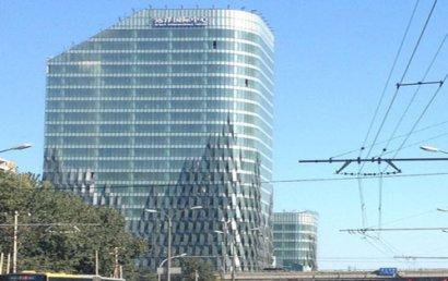 远洋国际中心A座,开启CBD绿色写字楼新纪元