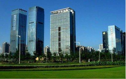 北京CBD逾六成写字楼获评绿色建筑