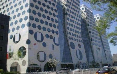 光华路SOHO二期部分办公楼8折出租