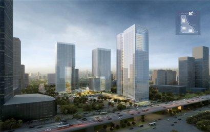 丽泽平安金融中心