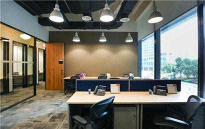 办公室租赁业升级进行时,TEC上海灵活办公空间