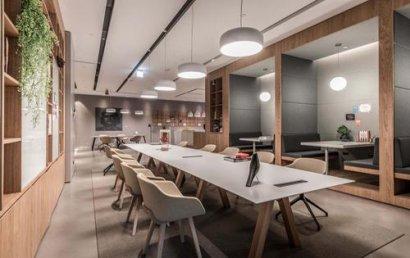 TEC上海灵活办公空间开启办公室租赁新时代