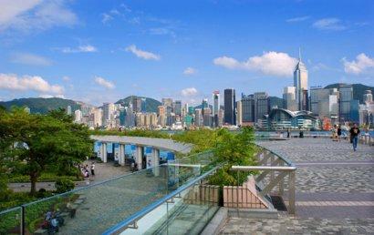机构预计明年香港甲级写字楼租金将延续跌势