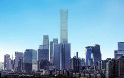 2020年写字楼租赁市场需求疲软,北京代表性甲级写字楼租金下跌7.9%