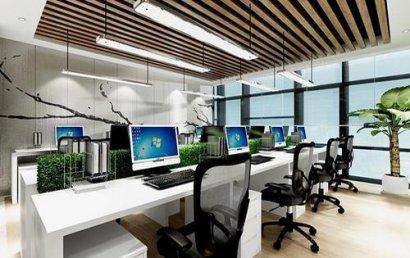 共享办公室在南京受欢迎,出租率近乎100%