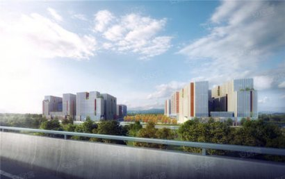 广州写字楼进入租户市场,租金迎结构性下调
